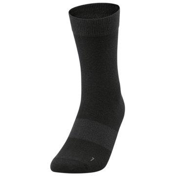 Jako Hohe Socken schwarz