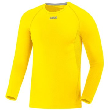 Jako Shirts & TopsLONGSLEEVE COMPRESSION 2.0 - 6451 3 gelb