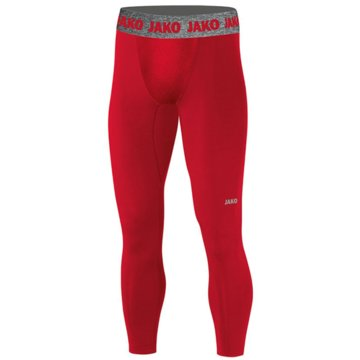 Jako Lange UnterhosenLONG TIGHT COMPRESSION 2.0 - 8451K 1 rot
