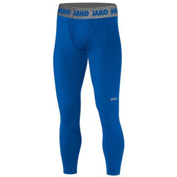 Jako Lange Unterhosen blau