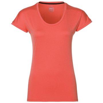 asics Funktionsshirts orange