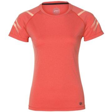 asics T-Shirts rosa
