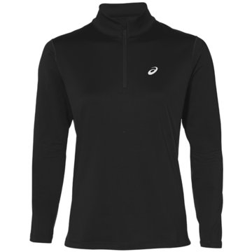 asics LangarmshirtSilver LS 1/2 Zip Winter Top Women -