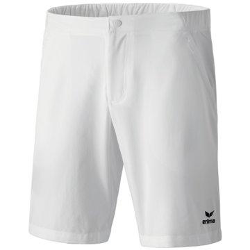 Erima TennisshortsTENNISSHORTS - 2151801 weiß