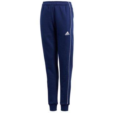 adidas TrainingshosenCORE18 SW PNTY - CV3958 blau