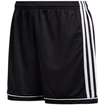 adidas FußballshortsSquadra 17 Short Women schwarz