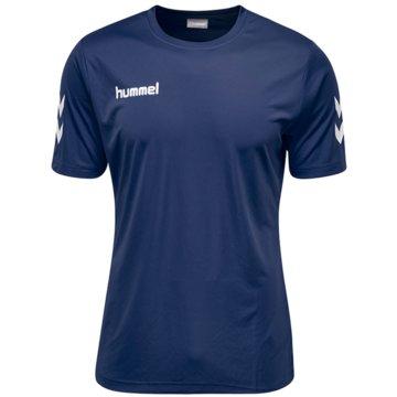 Hummel T-Shirts blau