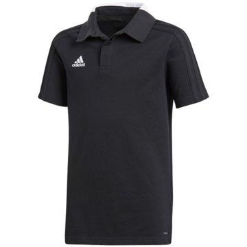 adidas PoloshirtsCON18 CO POLO Y - CF4373 schwarz