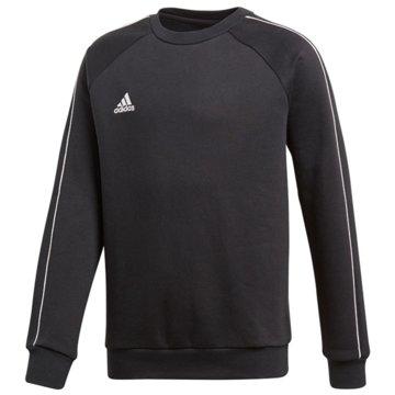 adidas SweatshirtsCORE18 SW TOP Y - CE9062 schwarz
