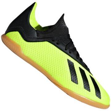 adidas Hallen-SohleX Tango 18.3 Indoor gelb
