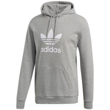Adidas Originals Herren Hoodie TREFOIL HOODY , Größe:L, Farben:ngtcar