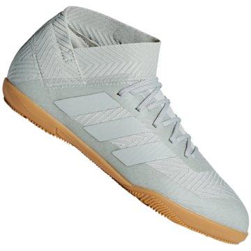 adidas Multinocken-SohleNemeziz Tango 18.3 Indoor silber