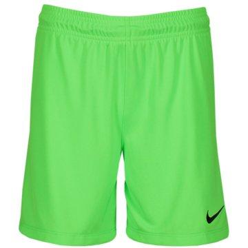 Nike FußballshortsKIDS' NIKE DRY FOOTBALL SHORT - 725990 grün