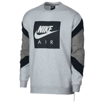 Nike Sweater grau