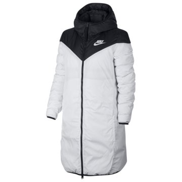 Nike Sweatjacken weiß