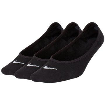 Nike Hohe SockenLightweight No-Show Cotton Socks 3PPK Women -