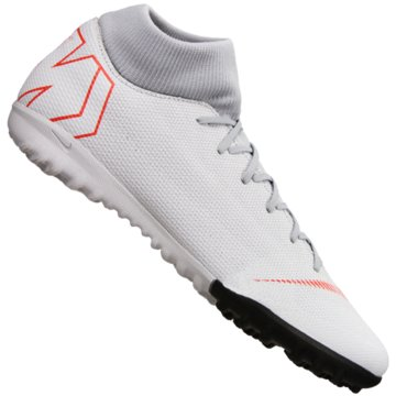 Nike Multinocken-SohleMercurialX Superfly VI Academy TF weiß