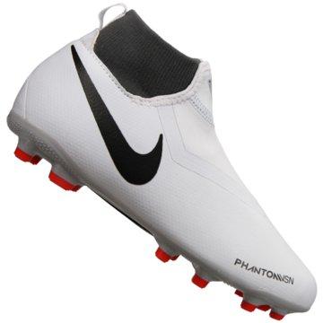 Nike FußballschuhJr. Phantom Vision Academy Dynamic Fit MG weiß