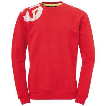 Kempa SweatshirtsCORE 2.0 TRAINING TOP - 2002198K 3 rot