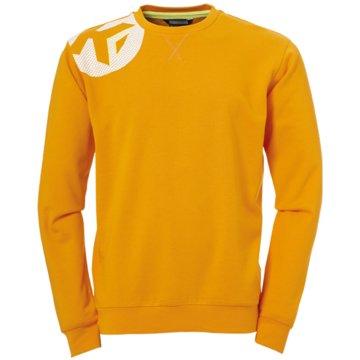 Kempa Sweatshirts gelb