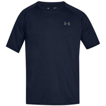 Under Armour T-Shirts TECH™ 2.0 T-SHIRT, KURZÄRMLIG - 1326413 blau