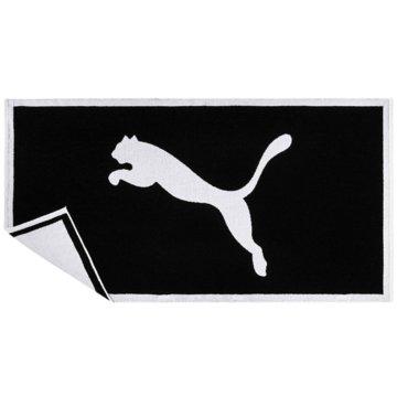 Puma Handtücher schwarz