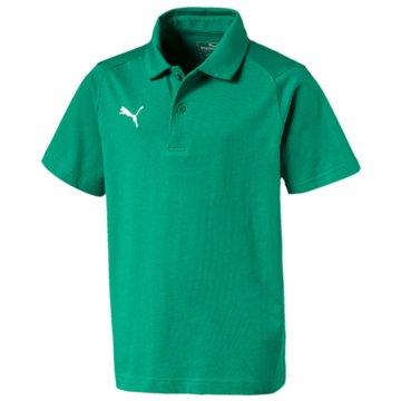 Puma Poloshirts grün