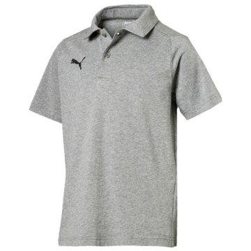 Puma Poloshirts grau