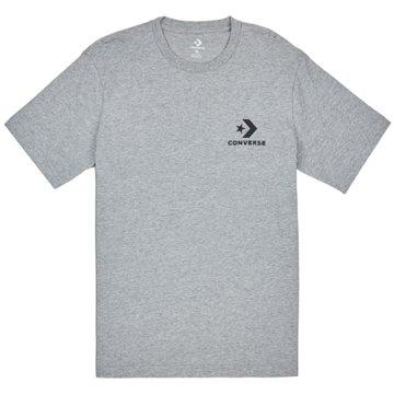 Converse T-Shirts grau