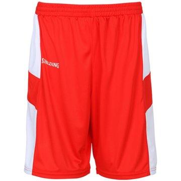 Spalding Basketballshorts orange
