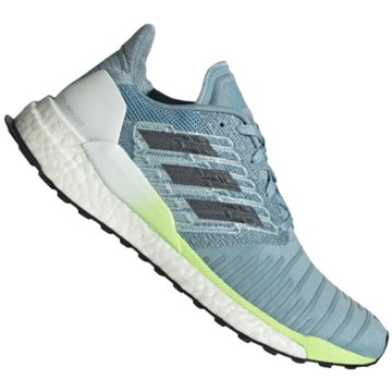 adidas RunningSOLAR BOOST W grau