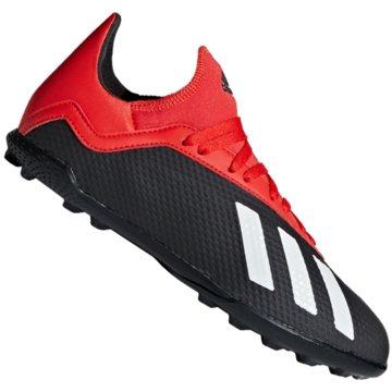 adidas Multinocken-SohleX Tango 18.3 TF Fußballschuh - BB9402 schwarz