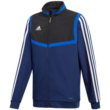 adidas TrainingsjackenTIRO19 PRE JKTY - DT5269 blau