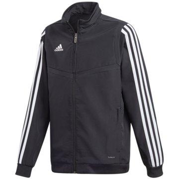 adidas TrainingsjackenTIRO19 PRE JKTY - DT5270 schwarz