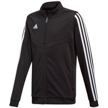 adidas TrainingsjackenTIRO19 PES JKTY - DT5788 schwarz