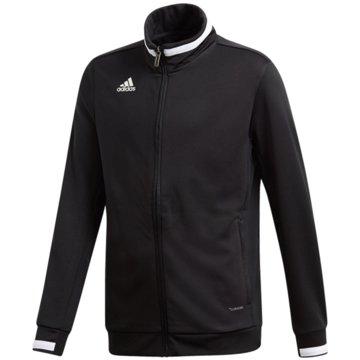adidas TrainingsjackenT19 TRK JKT Y - DW6861 schwarz