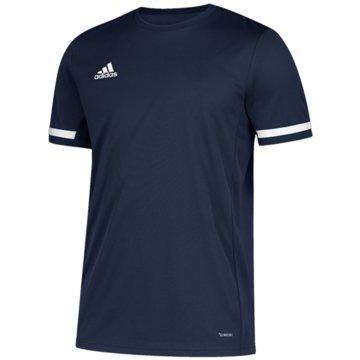 adidas FußballtrikotsT19 SS JSY W - DY8835 blau