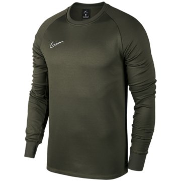 Nike Sweater oliv