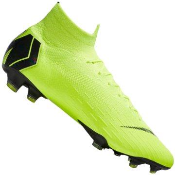 Nike Nocken-SohleMercurial Superfly 360 Elite FG grün