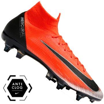Nike Stollen-Sohle orange