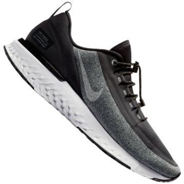 Nike RunningOdyssey React Shield schwarz