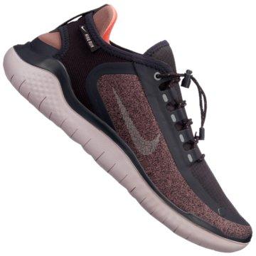 Nike Sneaker LowFree RN 2018 Shield Women grau
