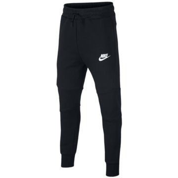Nike JogginghosenNIKE SPORTSWEAR BOYS' TECH FLEECE P - 804818 schwarz