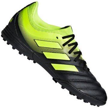 adidas Multinocken-SohleCopa 19.3 TF Fußballschuh - D98085 schwarz