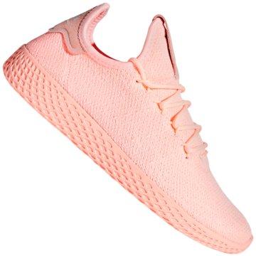 adidas Sneaker LowPharrell Williams Tennis Hu rosa