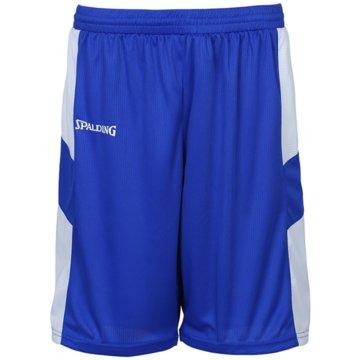 Spalding Basketballshorts blau
