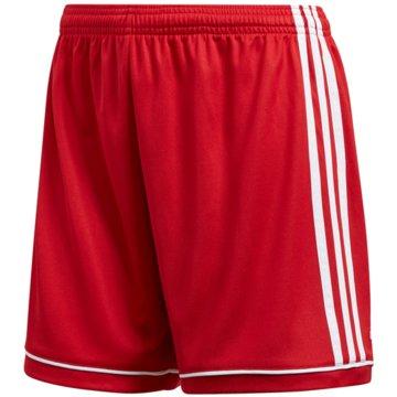 adidas FußballshortsSQUAD 17 SHO W - BK4779 rot