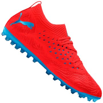 Puma Multinocken-Sohle rot