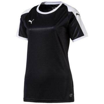 Puma Fußballtrikots schwarz