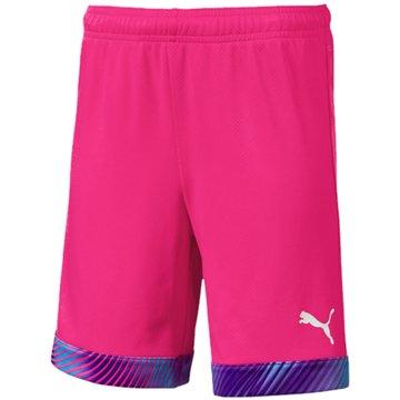 Puma Fußballshorts pink